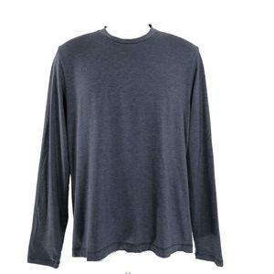 Lululemon Light Tee Shirt Long Sleeve Men's Medium